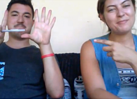 Krysti and Marco's Video Blog – Week 6